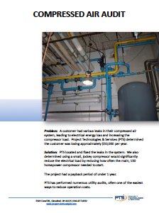 Compressed Air Audit PDF